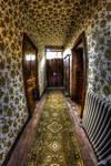 Sunflower's corridor