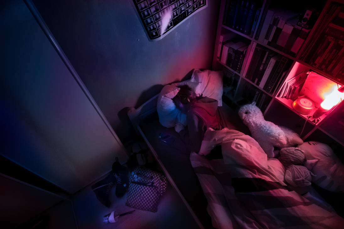 Another night with you by Deadcam