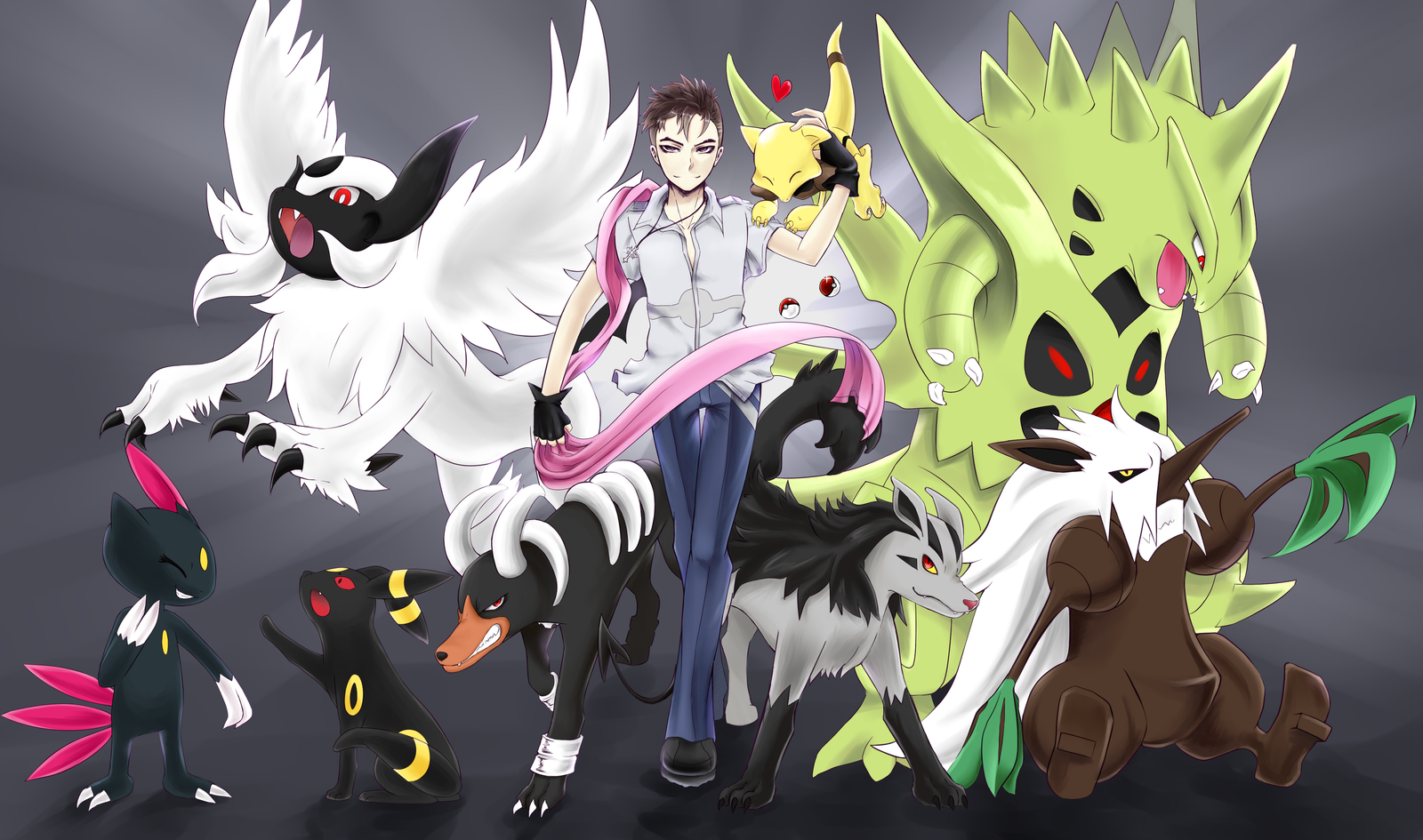 Uncategorized Dark Type pokemon dark type by tiny may on deviantart may