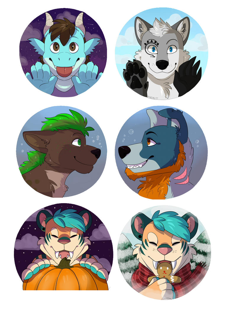 Icons Batch 1 By PineMutt