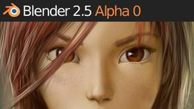 Blender 2.5 Alpha 0 --Sintel--