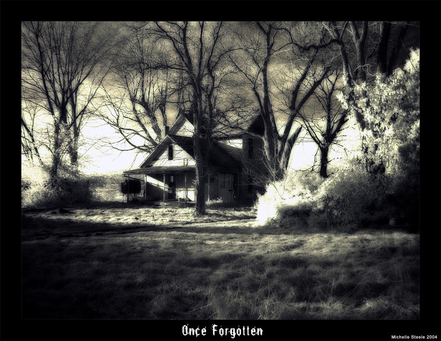Once Forgotten by livingindarkness