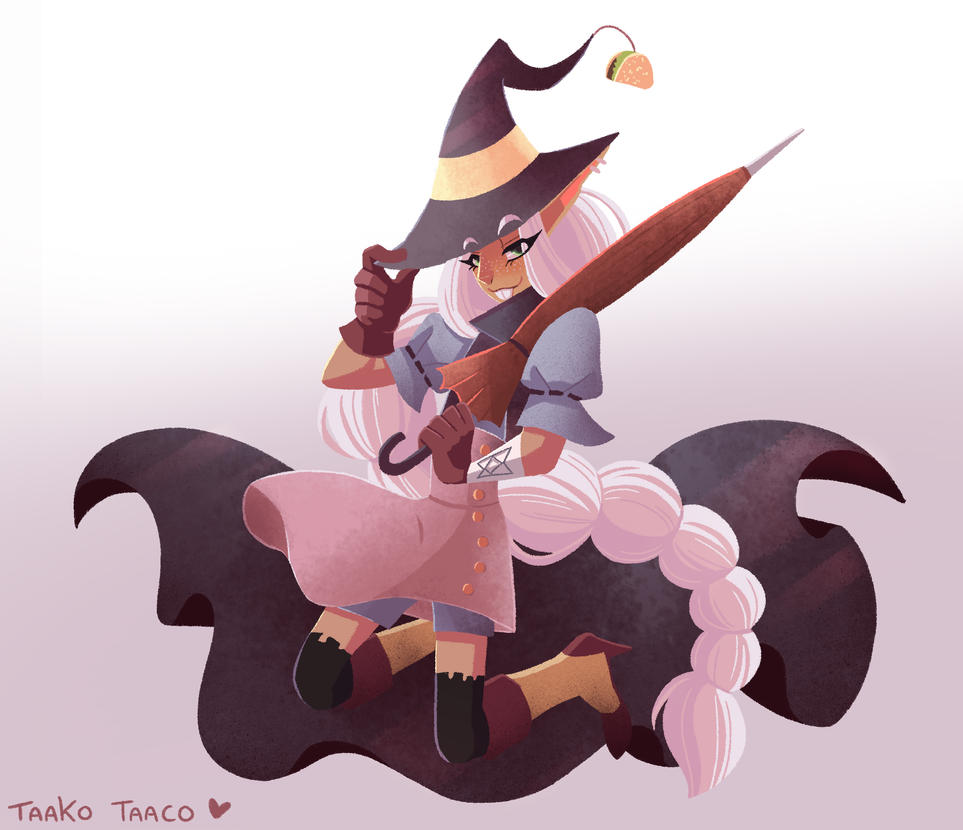 Taako Taaco color version! The Adventure zone~ by JamieDeJonge