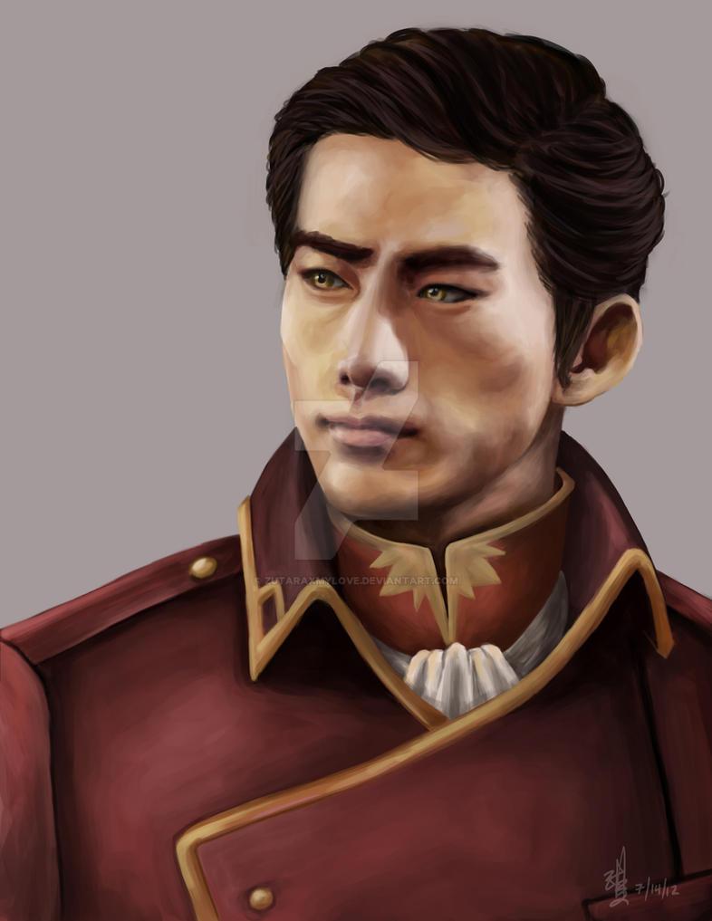 I'm Iroh II by zutaraxmylove