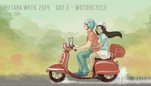 ZKWK14 - D3 - Motorcycle