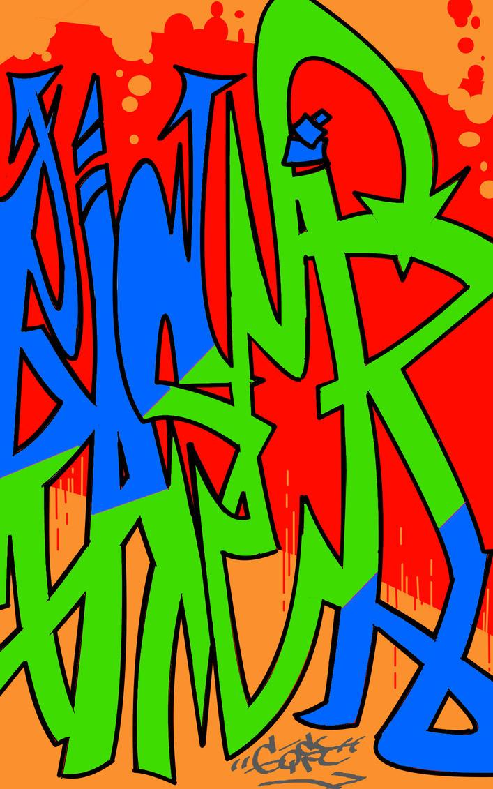 Graffiti 23 by j2waldeck