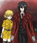 Seras and Alucard