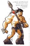 Conan 01 by Alsbram