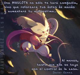 Mouseketeer by Alsbram