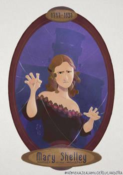 Mary Sheley by Alsbram