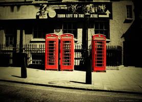 telephone by monikamolnar