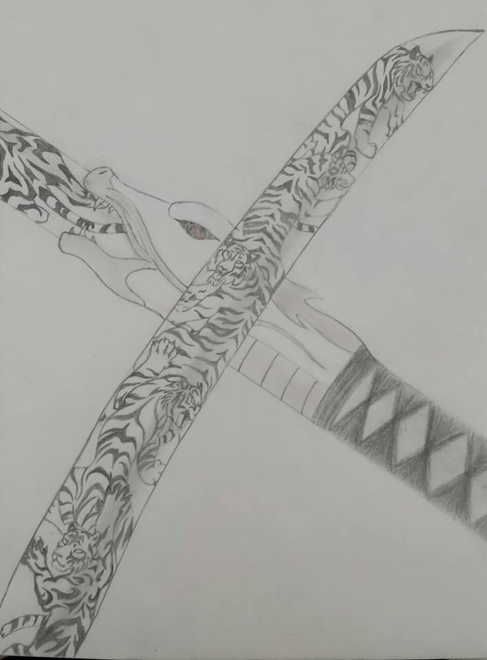 Katsuro's Blade