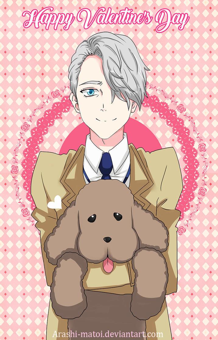 Happy Valentine's Day by Arashi-Matoi