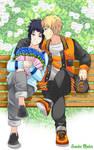 [ Commission ]: Narusasu Love
