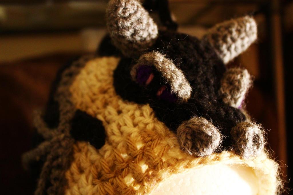 Ender Dragon Minecraft Crochet Hat View 4 By Marvel Spell On Deviantart