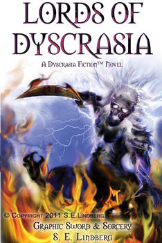 Lords of Dyscrasia - Cover