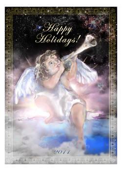 Lindberg Holiday Card 2011
