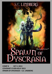 Spawn of Dyscrasia Cover Art Draft - COMP B