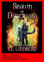Comp A - Draft Cover Spawn Of Dyscrasia - S E L
