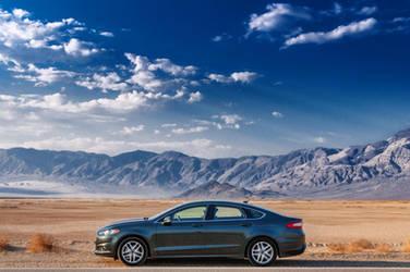 Desert Drive by 1