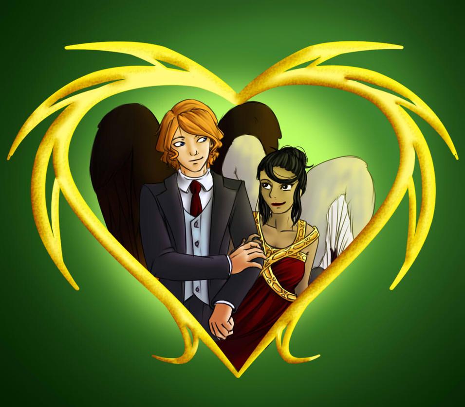 Happy Valentines Day! by FlightlessArchangel
