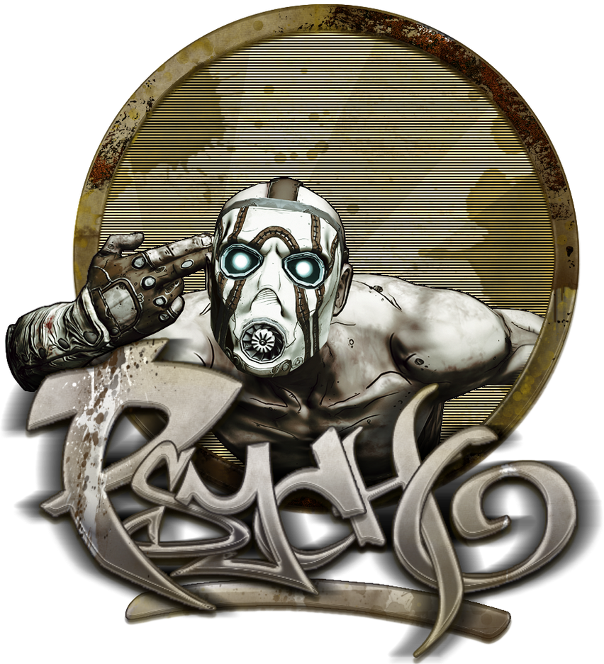 Psycho! by Stripe-ninja
