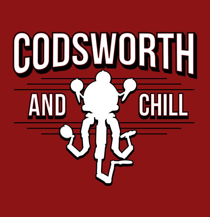 Codsworth and Chill by jokoso