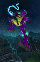 Gravity Suit FTW by jokoso