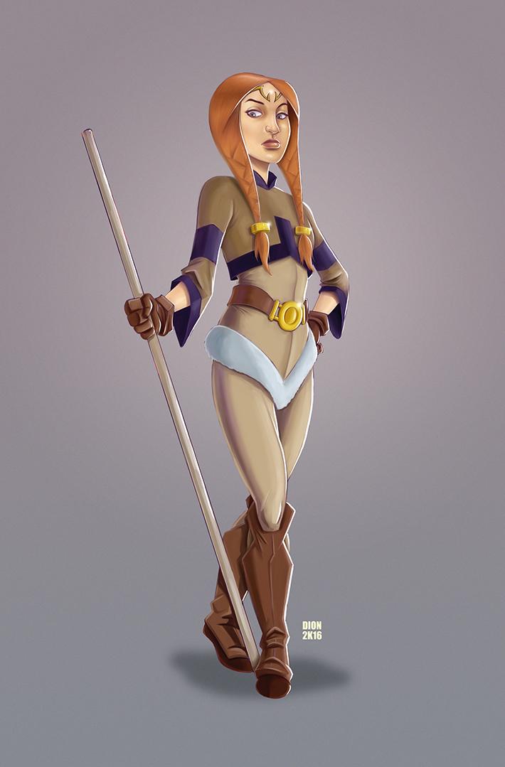 Valeria by glennsapien