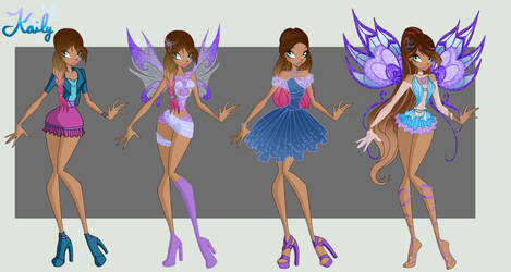 Kaily Fairy of the Night Sky