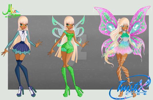 Mia fairy of Seasons