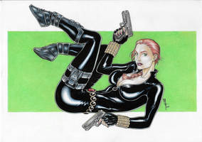 black Widow - Avengers Marvel Comics