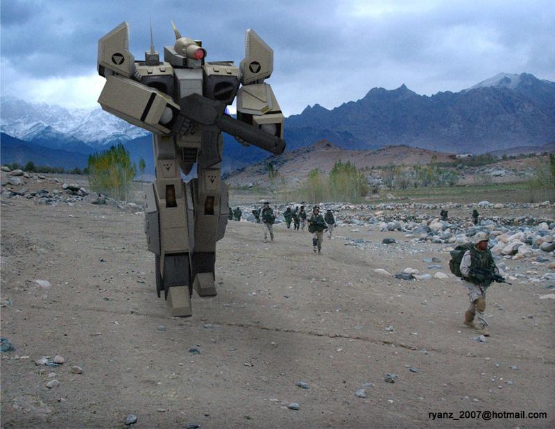 Alpha fighter by ryanz720 on deviantart - Wallpapers robotech 3d ...