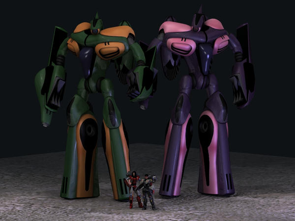 Invid royalty by ryanz720 on deviantart - Wallpapers robotech 3d ...
