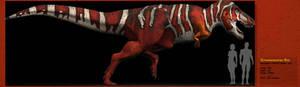 Tyrannosaurus upd