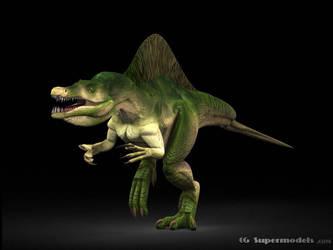 Spinosaurus2 by RyanZ720