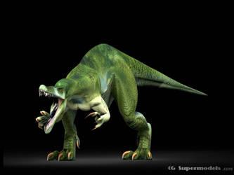 Suchomimus by RyanZ720