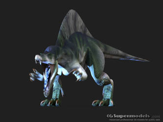 Spinosaurus3 by RyanZ720