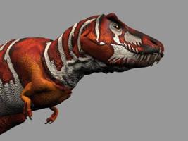 Tyrannosaurus by RyanZ720