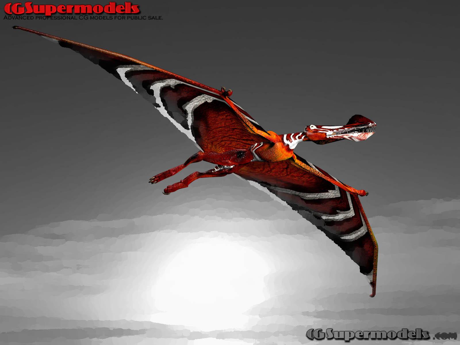 Tropeognathus by RyanZ720