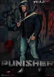 The Punisher by Alex521Guri