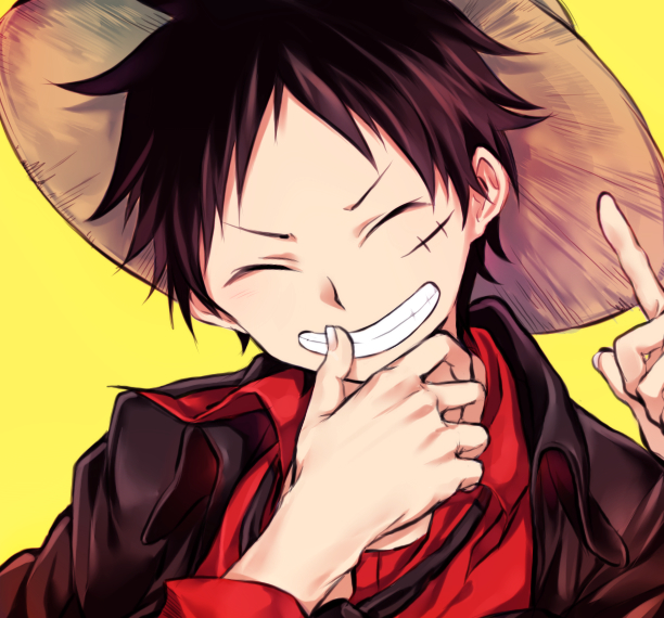 Cute Laugh Luffy X Reader By Wolfofthemoons On Deviantart