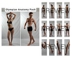 Olympian Anatomy Pack Preview