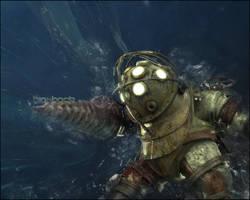 Bioshock by Pilot3