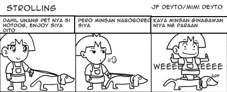 Hotdog and I (issue 2) by popejohnfreddxiii