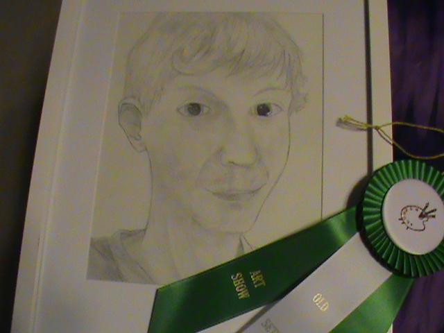 First Place Winner by XGirlDeathX