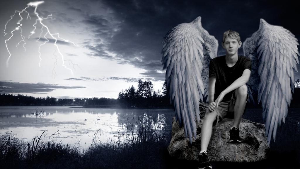 Winged by XGirlDeathX