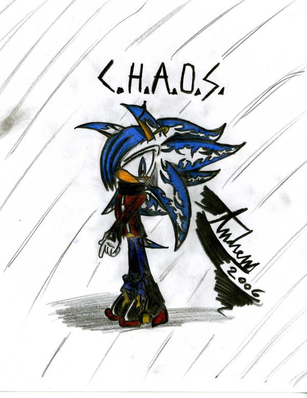 C.H.A.O.S. -Colored Uniform- by sonichero360