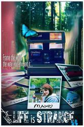 Life is Strange Movie Poster Fan Art by DarkWolf80s