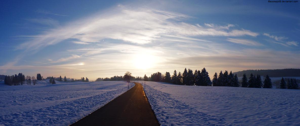 goodbye winter by acoresjo88